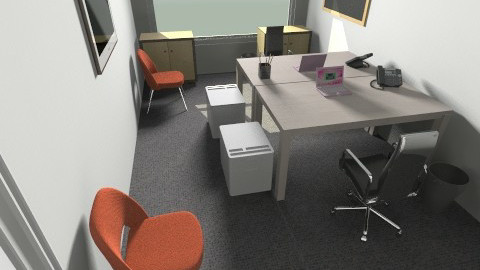 C516 - Classic - Office - by 1n2du5t