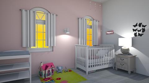 Nursery - Kids room  - by kyramargarete19