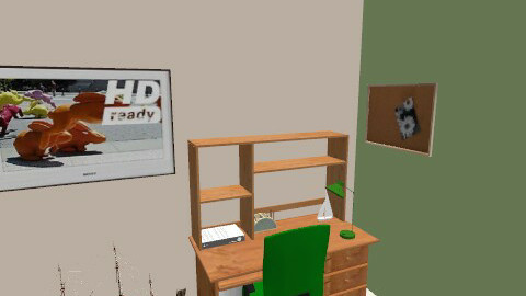 Idan2 - Minimal - Kids room  - by orly81
