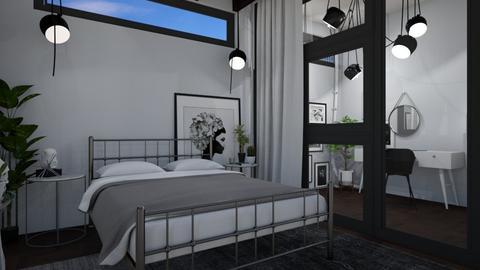 Bedroom 2 - Bedroom - by Farah Kh