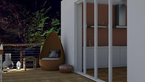 Boho Style - Garden  - by lovedae_parfait