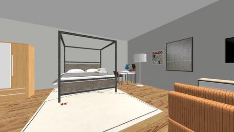 casa - Bedroom  - by Ana luis