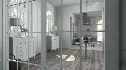 House Of White - Modern - Living room - by josephinesw