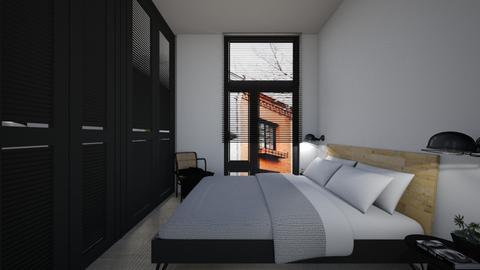 Casa247Bedroom - Eclectic - Bedroom  - by nickynunes