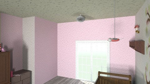 Baby Dreams - Classic - Kids room  - by Victor Flores