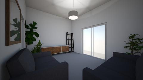 Living Room - Living room - by drewbrown1982