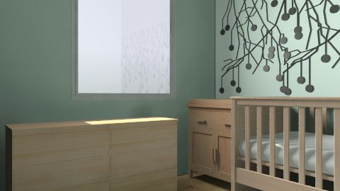 Baby!! - Modern - Kids room  - by dan4hlc