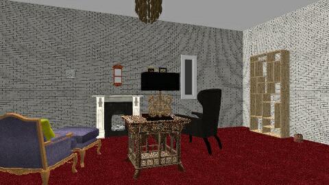 Victorian castle - Vintage - Bedroom - by howarchr