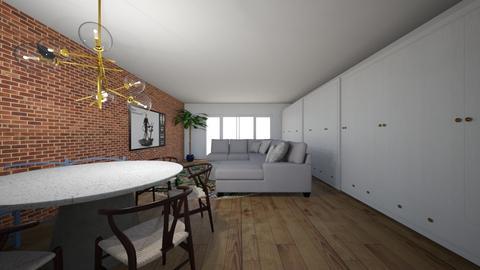 Woonkamer 2 - Living room  - by Chandraliu