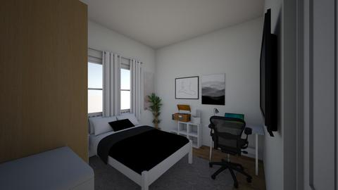 Room 13 - Bedroom  - by tansbip