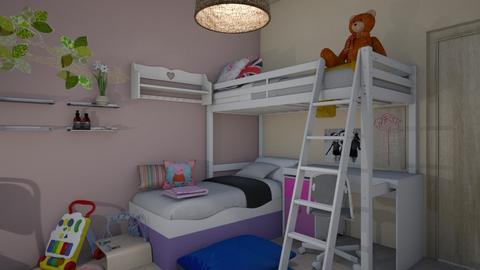 elsad304 - Kids room  - by vottimaria