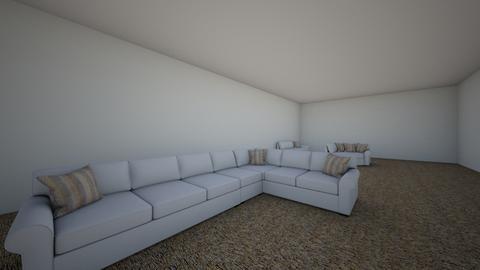 Kim - Living room - by AlyssaMoriah92