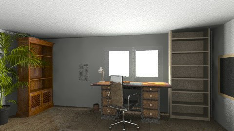 toy room - Classic - Office  - by Ajaxnine