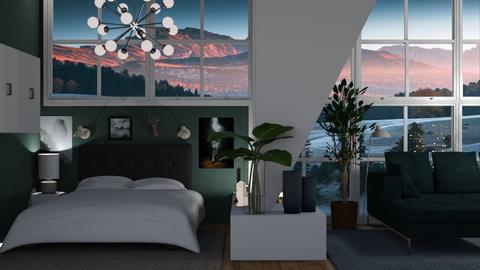 contest 5_mikaelahs - Bedroom  - by mikaelahs
