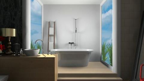 Bathroom 4 Milan - Modern - Bathroom  - by 3rdfloor