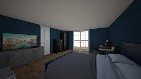 NUEVO - Modern - Bedroom  - by _joffrez