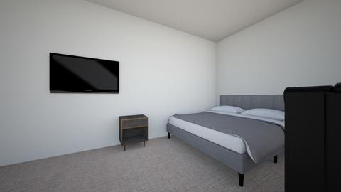 Tech - Modern - Bedroom  - by Carter Stryhn