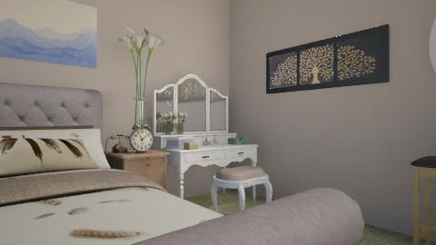 The Brownie Part IV - Bedroom - by Nurul Yunita Sari Ginting