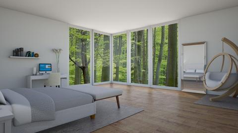 room 3 - Bedroom - by sofid