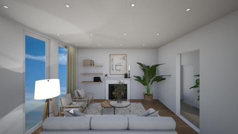 boho - Modern - Living room  - by Home renovator