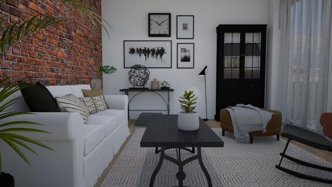 Living - Living room - by Tuija