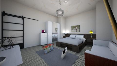 Kamar 1 - Bedroom  - by Calvin Agustian