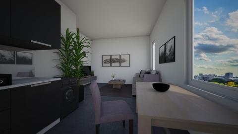 Modern Kitchen Living - Modern - by palijanenad