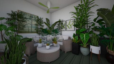 Plant Room - Rustic - Garden  - by Irishrose58