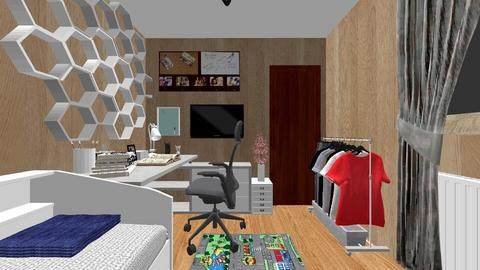 Bedroom for Leona 5 - Bedroom - by Nives050