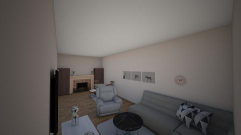 dnevna soba - Classic - Living room  - by marija marija