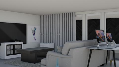 calabass home  - Modern - Living room  - by chad0987654321