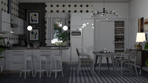 kitchen - by nat mi