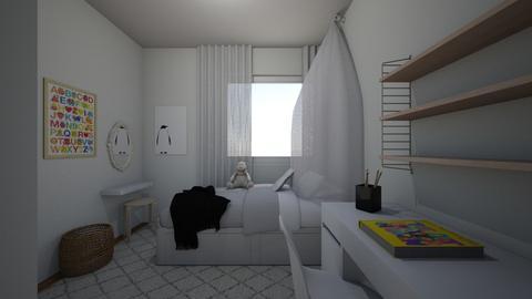 Alma Altman 2 - Kids room  - by erlichroni