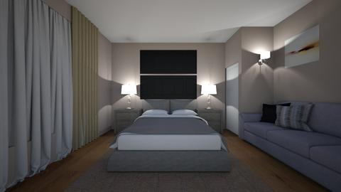 romeo serrato  - Bedroom  - by romeo serrato