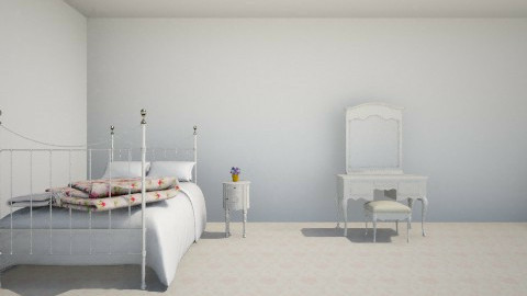 maram - Glamour - Bedroom - by maram buali