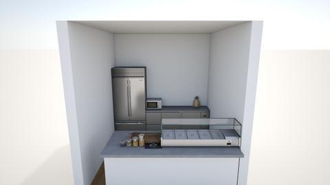 dukkan - Kitchen  - by tolsnel