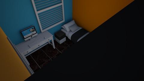 MY ROOM - Modern - Bedroom  - by ayush_3002