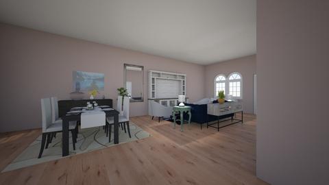 new living space ideas - Living room - by kjohnsky