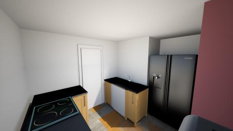 ultima configuración - Kitchen - by linamarias