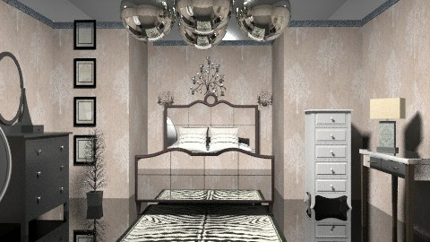 reflect - Modern - Bedroom - by trees designs