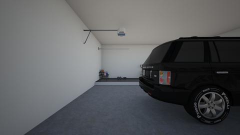 garage - Classic - by skateboredgirl