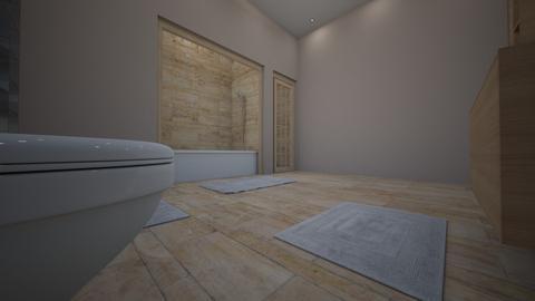 bathroom - by mspaulalund