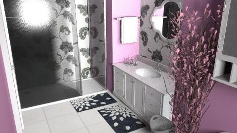 Bathroom - Glamour - Bathroom  - by daybosco