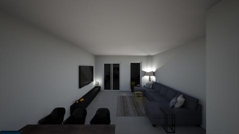 Huis - Living room - by Royglaudemans