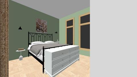 Bedroom_2 - Bedroom  - by matfernan