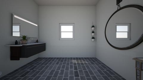 niamhs bathroom - Bathroom  - by saa2020