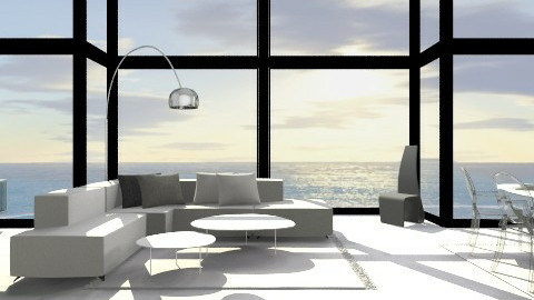 beach - Modern - Living room  - by amandafern