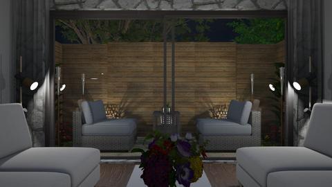 patio - Garden  - by allday08