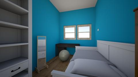 lilozimmer - Modern - Bedroom  - by creatievity