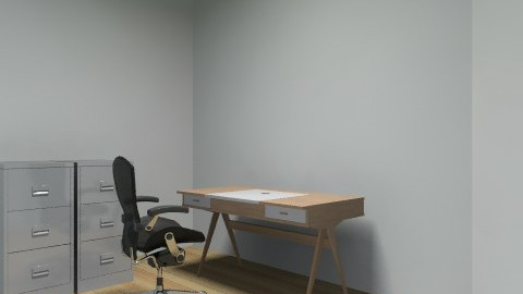 Box Room Office - Classic - Office  - by jetpens